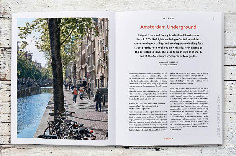 A City Made By People Issue 2 – loremnotipsum.com